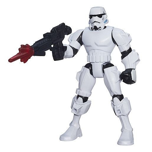 Star Wars Hero Mashers Stormtrooper Figure – Mr Panda's Emporium