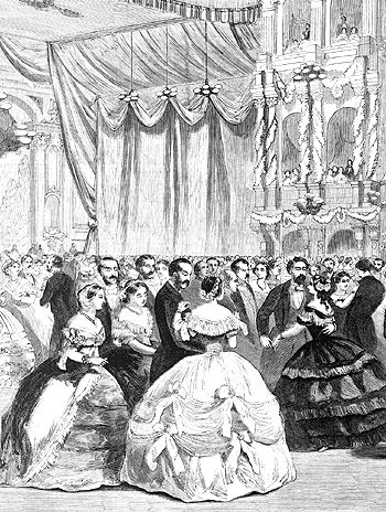 Victorian Ball..Oh how I wish I could've gone to just one <3