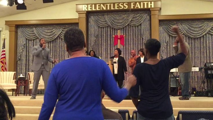 Awesome by Charles Jenkins Cover by the VLCC Church Choir with a rap verse - YouTube