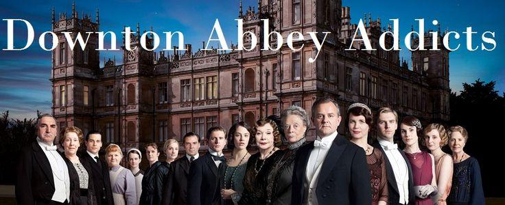 Downton Abbey Addicts  Cast of season 3