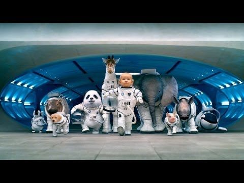 2014 Kia Sorento Space Babies Big Game Car Commercial Teaser