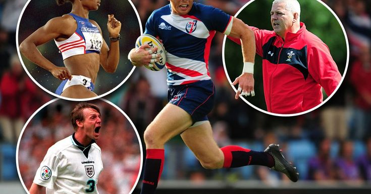 Team GB's Rio Olympics rugby sevens picking the brains of Warren Gatland plus Stuart Pearce and Denise Lewis
