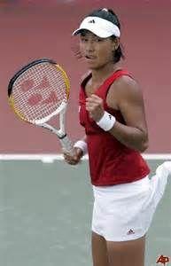 Japan tennis player, Kimiko Date-Krumm