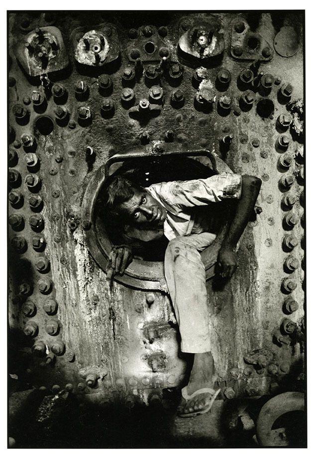 Stephen Dupont India's last steam trains