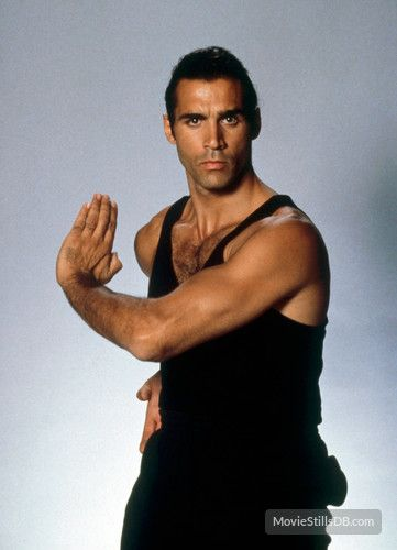 Highlander - Promo shot of Adrian Paul