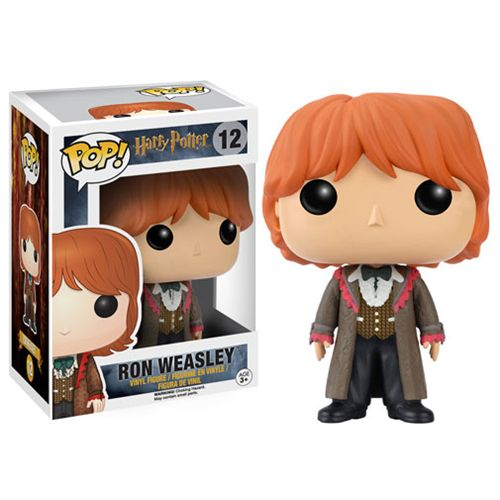 Harry Potter Yule Ball Ron Pop! Vinyl Figure - Funko - Harry Potter - Pop! Vinyl Figures at Entertainment Earth