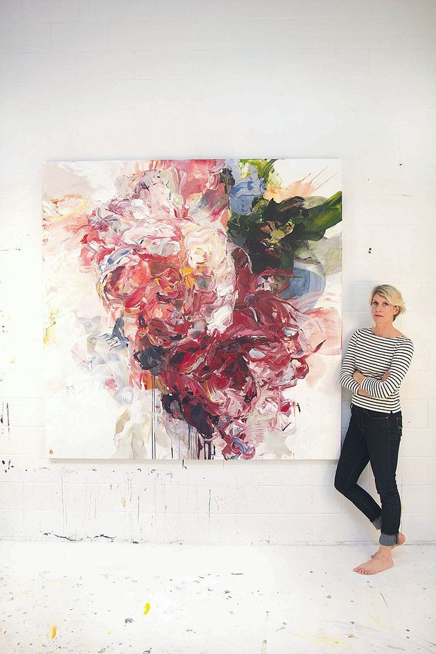 Contemporary   Established   Mid Career Artist   San Francisco   St. Helena   Napa Valley   New Art   Art World   Canada   Bobbie Burgers