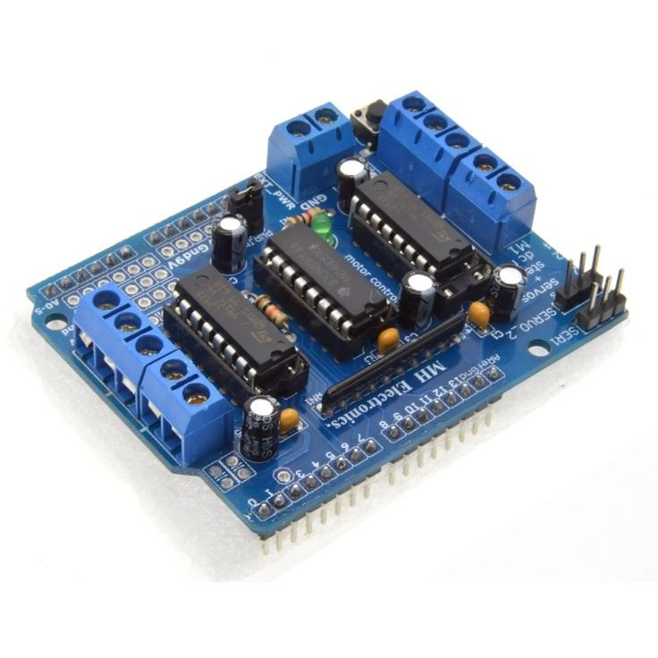 25+ best ideas about Motor shield arduino on Pinterest | Arduino motor, Arduino motor control ...