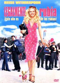 """Película: """"Legalmente Rubia (Legally Blonde) (2001)"""""""