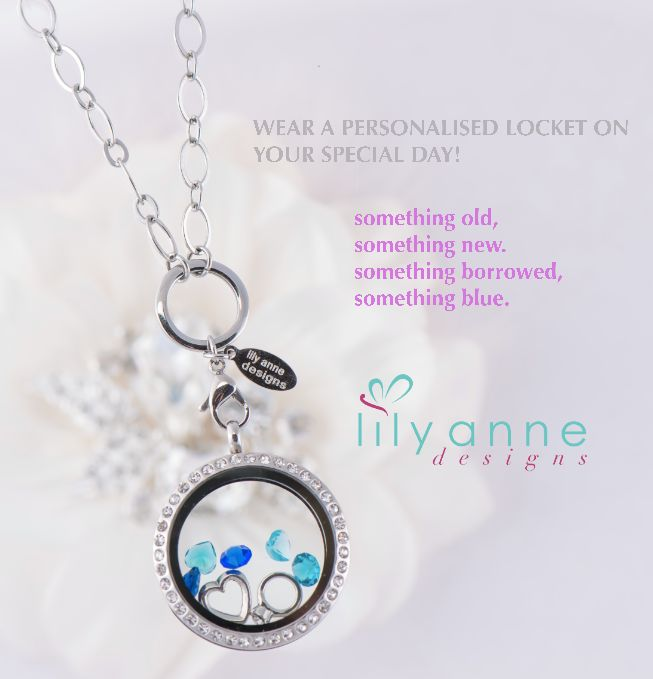 A great gift for a bride and/or her bridesmaids. Something blue...... Something new.... A wedding necklace with a difference! www.lilyannedesigns.com.au/moniqueelliott