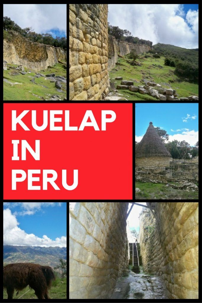 Kuelap in Peru. Much more than the Machu Picchu of the North!