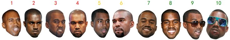 on a scale of 1 to 10 what kanye - Google Search