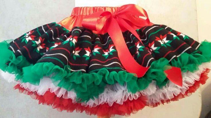 Mexican tutu
