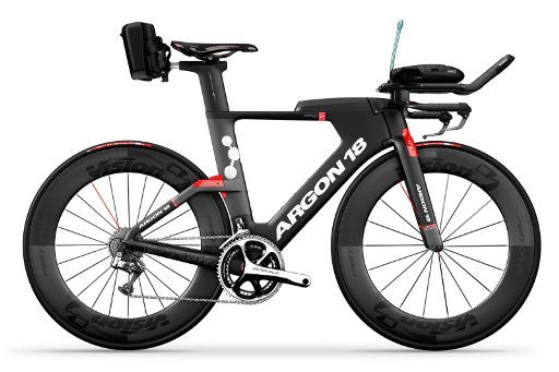 Boyer Triathlon - BICICLETA TRIATLON ARGON 18 E119+ ULTEGRA 11v. DI2