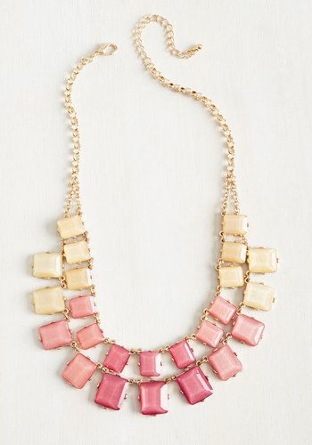 Fade into Maturity Necklace, @ModCloth