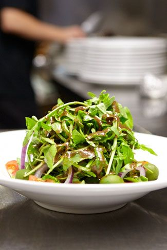 Rocket Salad - Hurricane's Grill Top Ryde City