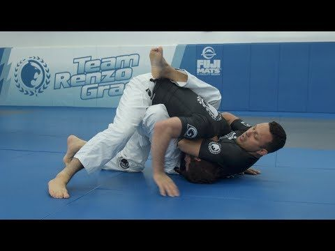 Renzo Gracie Arm-in Guillotine Secret unveiled - YouTube