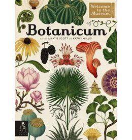 Book Botanicum by Kathy Willis