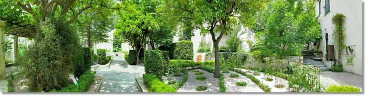 The Gardens of Minerva . Historical documents show that this was the first #botanicgarden in Europe where plants were cultivated purely for health remedies.