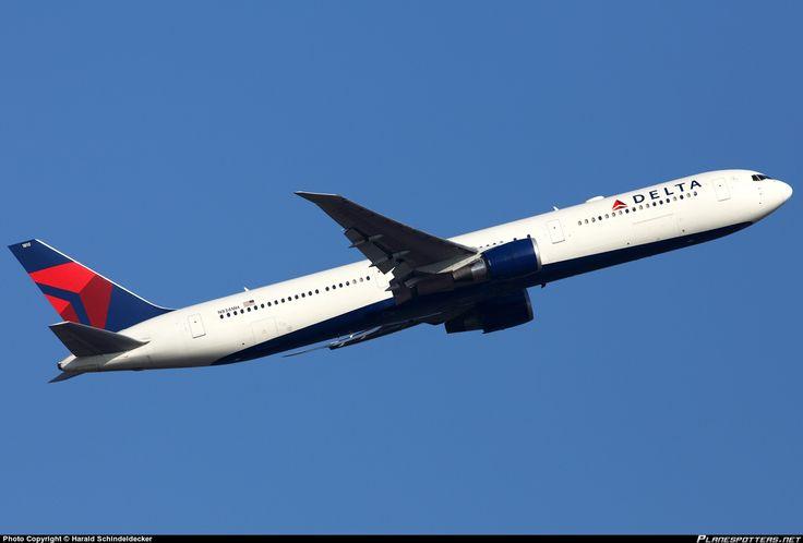 N834MH Delta Air Lines Boeing 767-432(ER)