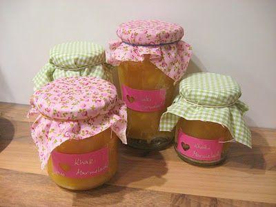 Kaki Marmelade - Kaki Jam