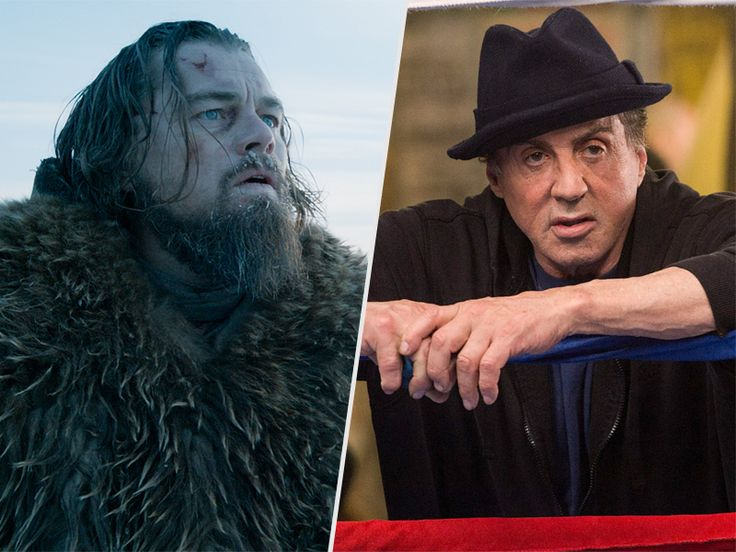 Leonardo DiCaprio Gets His 5th Nod & Sylvester Stallone Makes a Rocky-Style Comeback: All the Oscar Nominees http://www.people.com/article/oscar-2016-nominations
