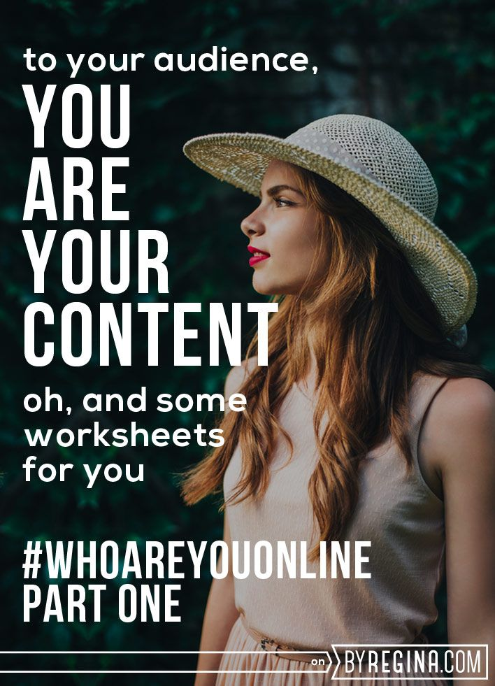 """Check out """"the content criteria"""" by which we judge you, the three major categories of content, two free downloads and exercises, plus the ultra-famous """"10 Golden Rule Commandments of Blogging and Some Checklists"""" or TGRCBSC. [Part of the #WhoAreYouOnline series.]"""