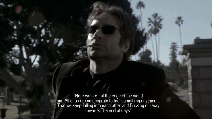 Californication Hank Moody Quotes
