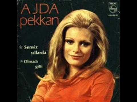 ✿ ❤ Perihan ❤ ✿ ♪ ♫   Ajda Pekkan - Sensiz Yıllarda (1970) (şarkı orjinali:Los Iracundos dan Puerto Montt)