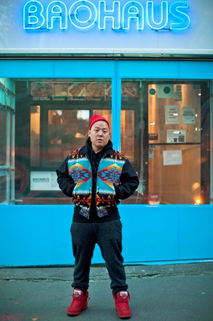 After stints as a lawyer, furniture salesman and stand-up comic, Eddie Huang found success as the owner of Baohaus, a Taiwanese bun shop on the Lower East Side.
