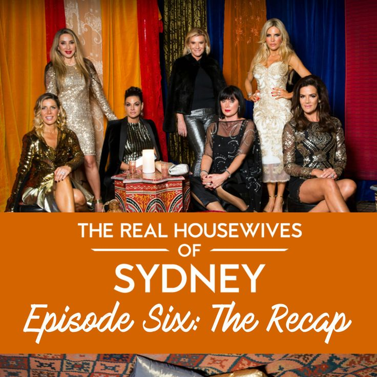 The Real Housewives of Sydney Episode 6 Recap - Find out what happened on The Real Housewives of Sydney Series 1 Episode 6 as housewife cast member Nicole O'Neil shares her recap and behind the scenes gossip!