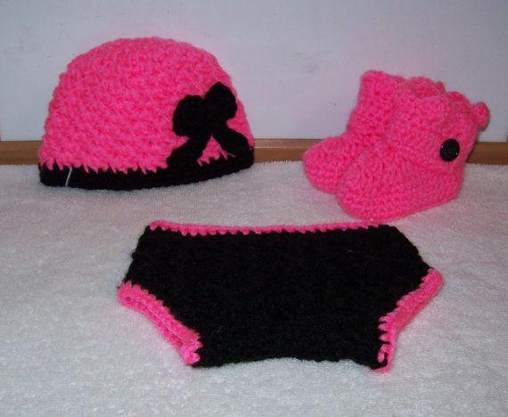 Newborn Baby Girl Gift Set by EnchantingCreations7 on Etsy