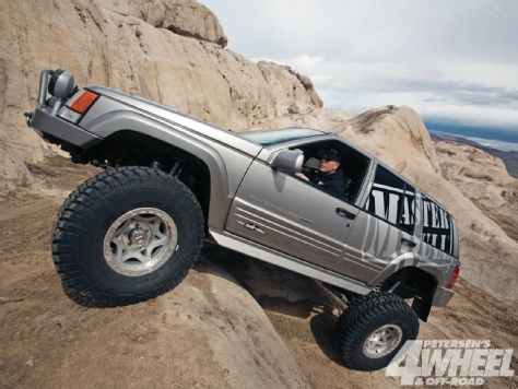 1998 Jeep Grand Cherokee ZJ with a rare 5.9