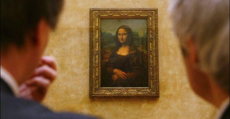 اين توجد لوحه الموناليزا وحقيقتها والتقنيات المستخدمة في رسمها Mona Lisa Leonardo Da Vinci Renaissance Artwork