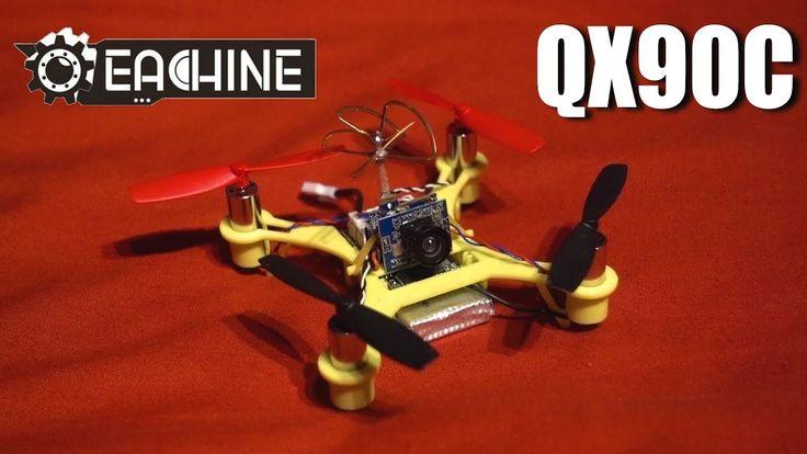 Eachine QX90C - My New Favorite