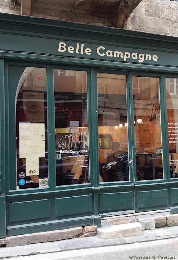 Rendez-vous raté pour cette fois... Hélas ! Belle campagne - Restaurant locavore Bordeaux