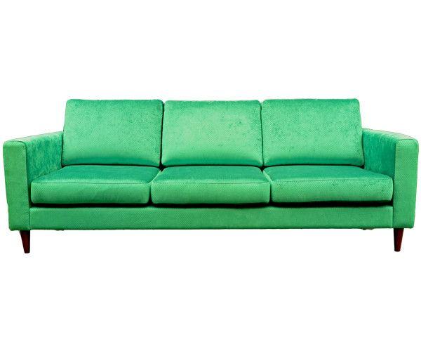 EMERALD green Tango sofa - in-store now