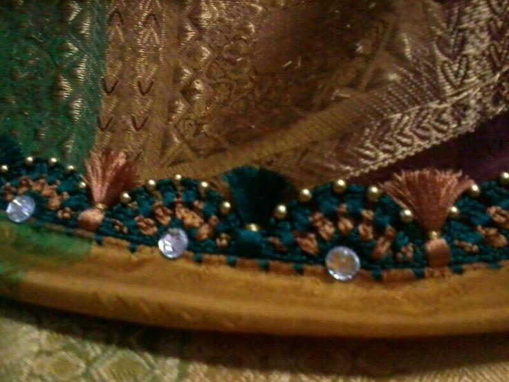 Saree tassels for the pattu saree