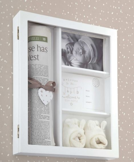 Welcome To The World - My 1st Memories Picture Frame $39.99