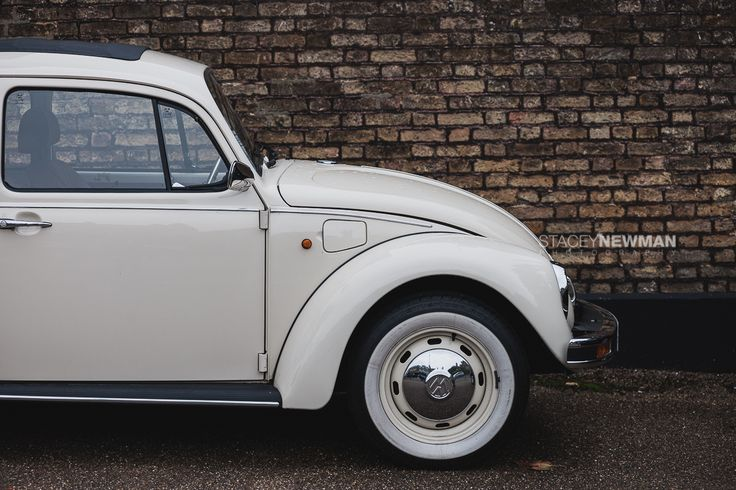 Punch Buggy White