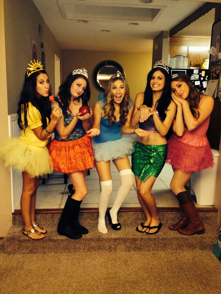 Disney Princesses Bachelorette Party @Jess Pearl Liu bates I WANT TO DO THIS! lol