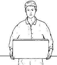 Modificación de elementos externos para mayor higiene postural en manipulación de cargas. Ejemplos