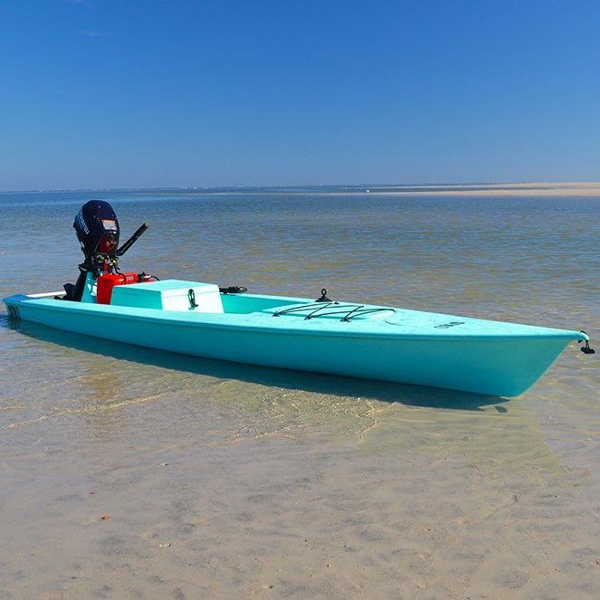 10 best motorized kayak images on pinterest motorized for Solo fishing canoe