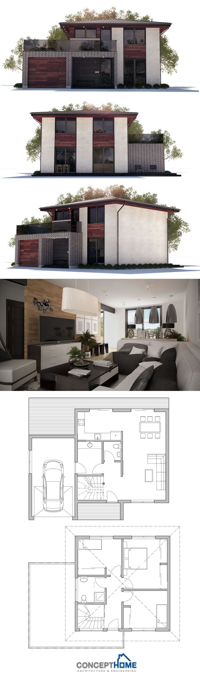 Man s house layout