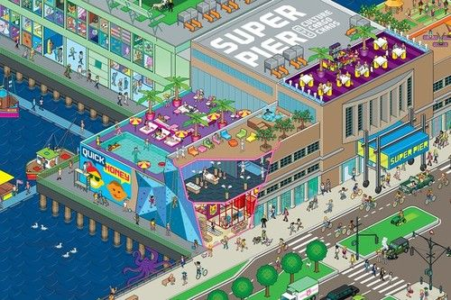 Opening Ceremony Will Open at SuperPier Full Time In 2015