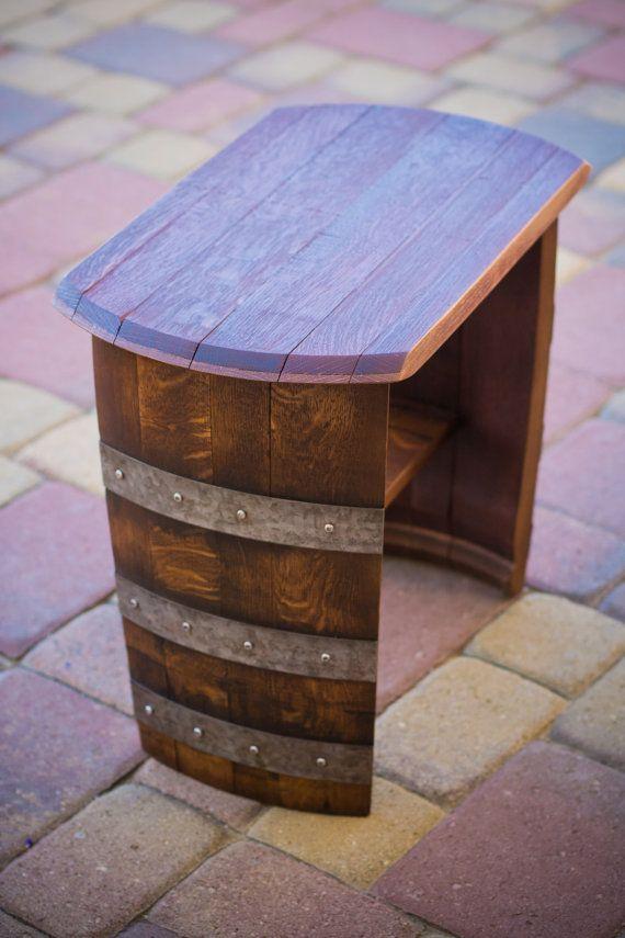 Wine Barrell chairs