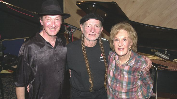 Willie Nelson And Jackie King On Piano Jazz : NPR
