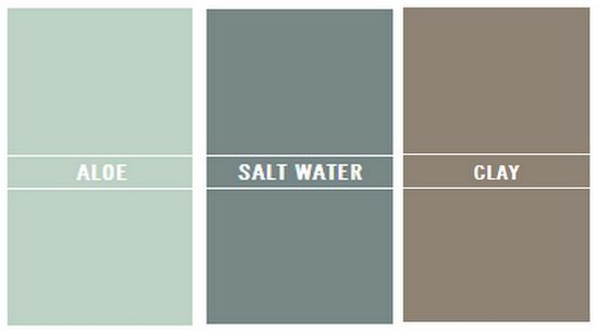 Jeff Lewis Paints: His 3 Top Picks- just used these colors in my kitchen.