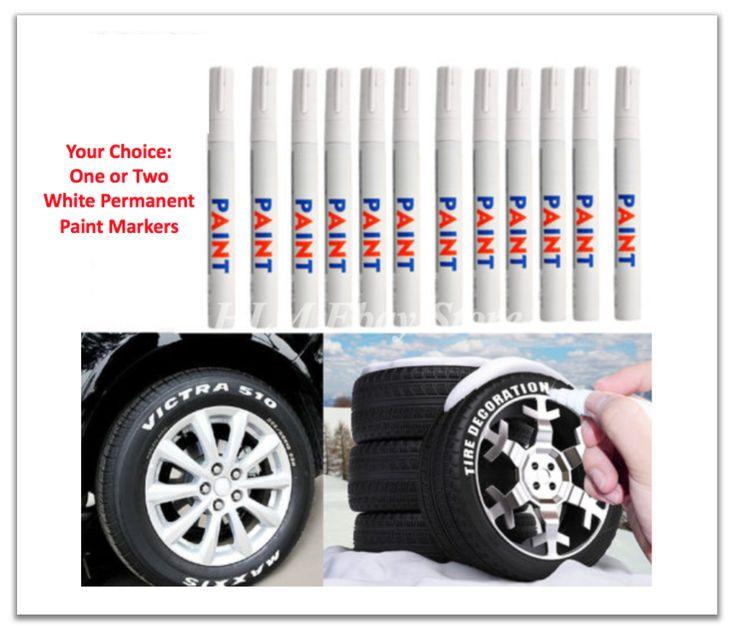 US-Deals Cars Universal Waterproof Permanent Paint Marker Pen Car Tire Tyre Rubber Oil Based: $2.35 End Date: Tuesday…%#USDeals%