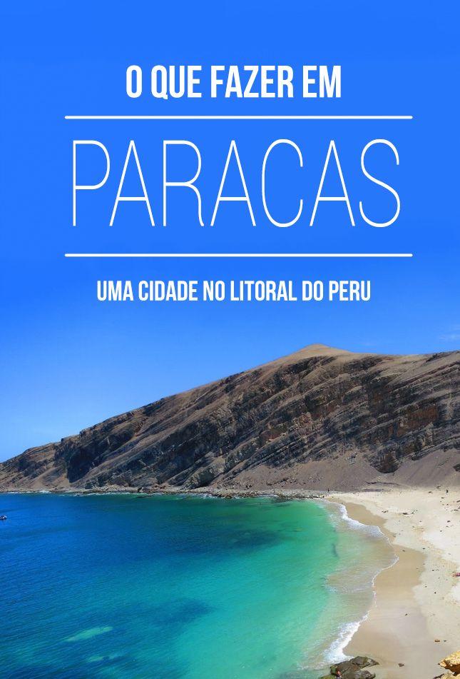 Paracas Da Praia Vermelha As Islas Balestras Machu Picchu
